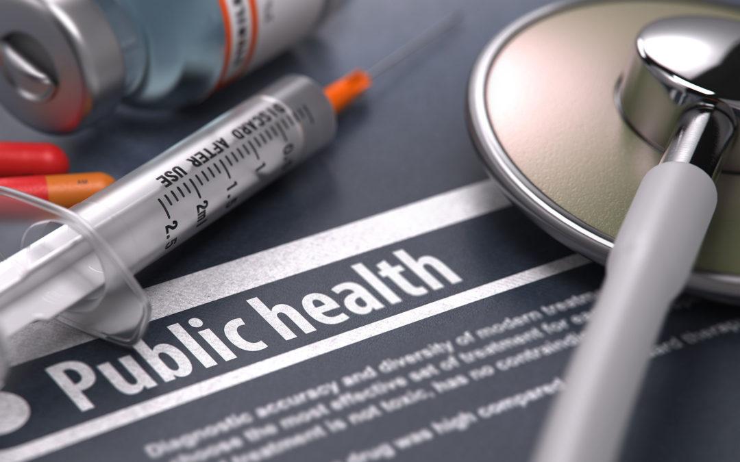 National Public Health Week – Celebrating Ten Great Public Health Achievements