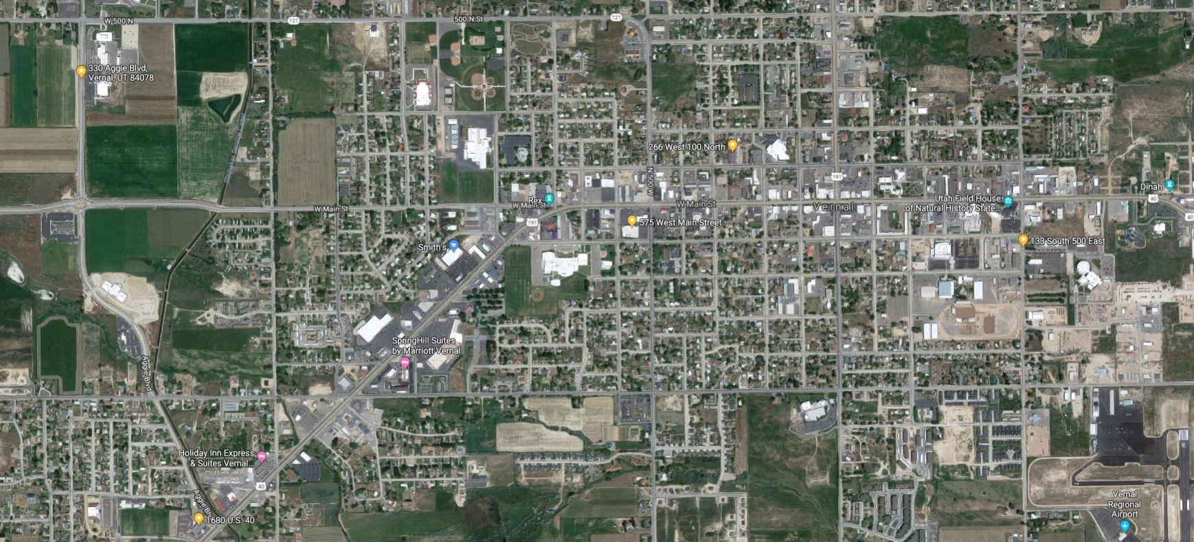 Screen shot Map