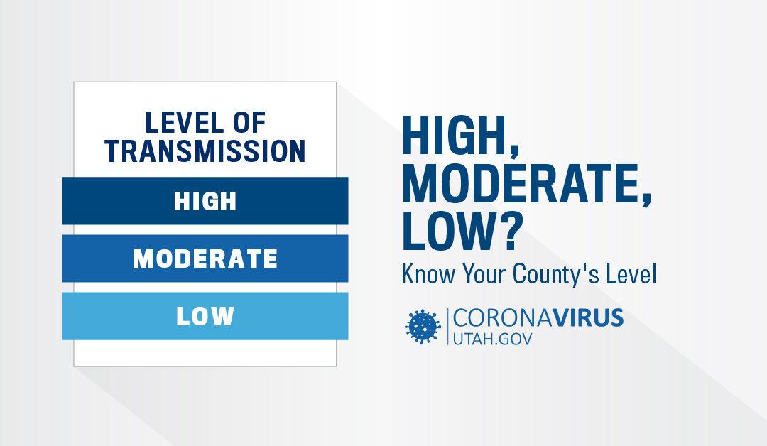 Tri-County Area Transmission Level Jan. 14-Jan. 20