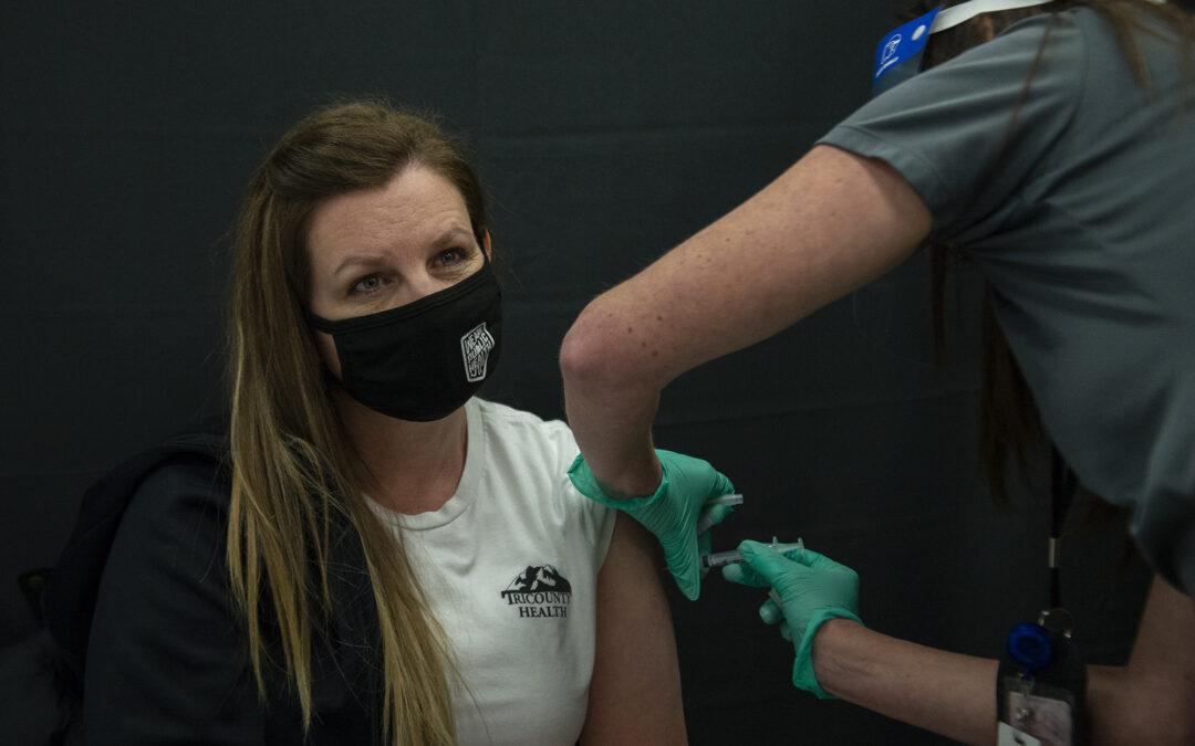 COVID-19 Radio update- Vaccinating 50+